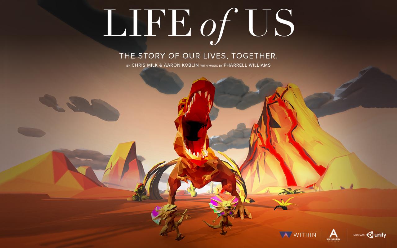 世界首部360互動VR社交電影!〈一起穿越侏羅紀〉只在VR體感劇院!還有黃靖倫、郭書瑤獻聲VR電影看見台灣!