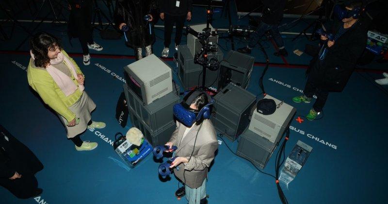 【未來浸行式】 Ep.1-HTC VIVE ARTS總監談:藝術創作與文化保存的創新科技應用