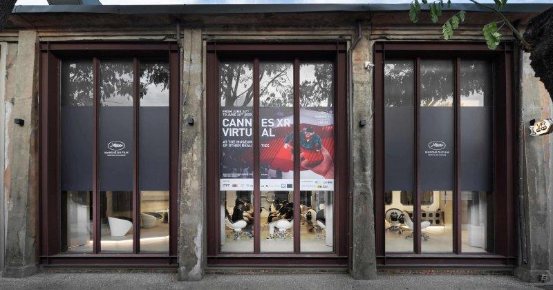 坎城影展XR市場展首度來台!高雄「VR體感劇院」獲坎城指定合作!